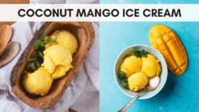 coconut mango ice cream thumbnail