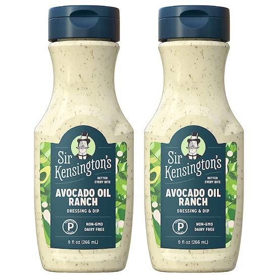 sir kensington's avocado oil ranch