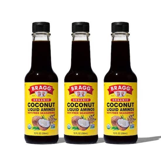 bragg's coconut aminos