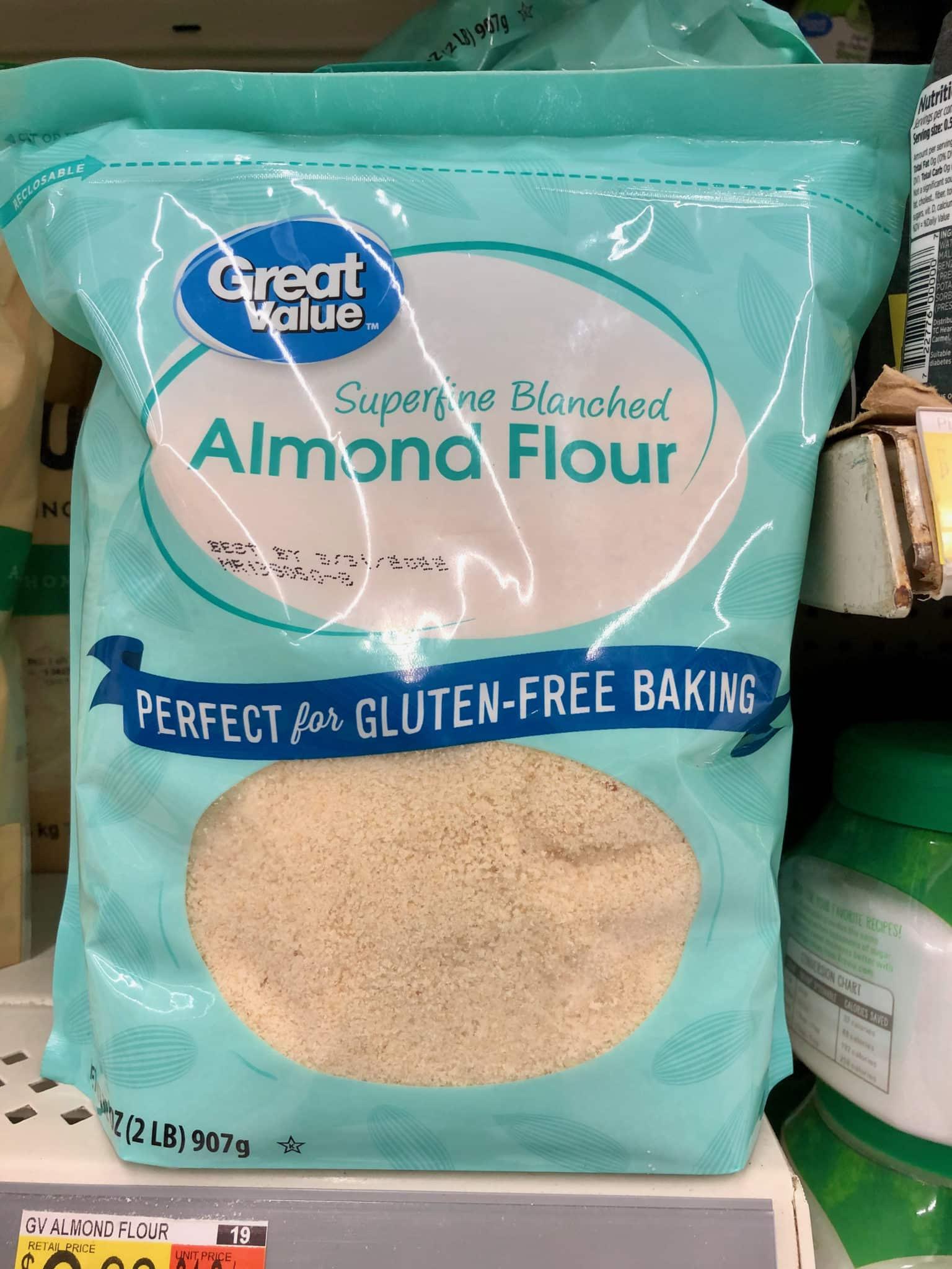 great value superfine almond flour