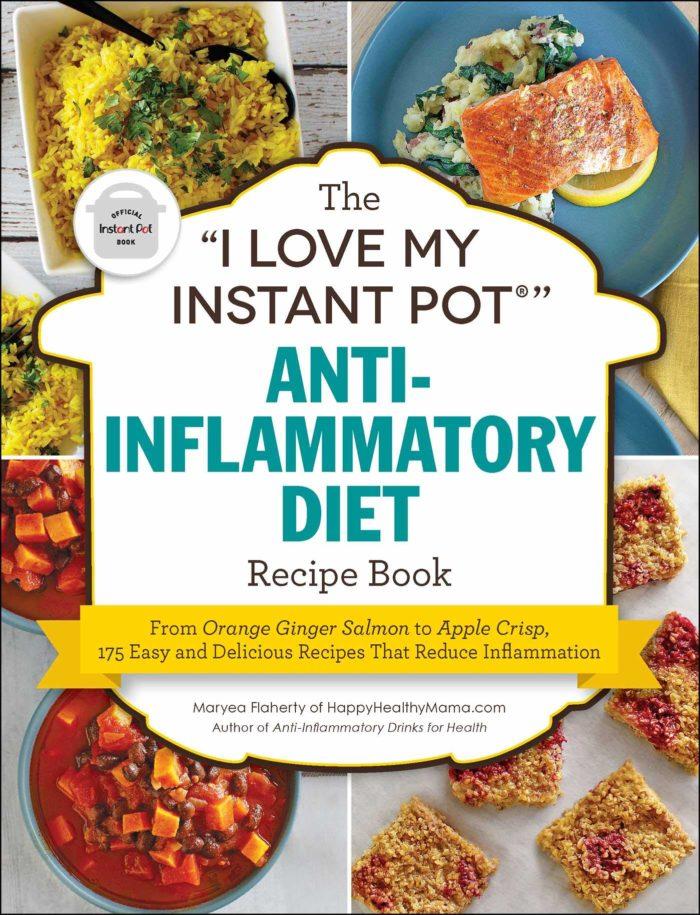 anti inflammatory instant pot cookbook