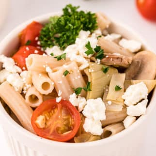 gluten free veggie pasta