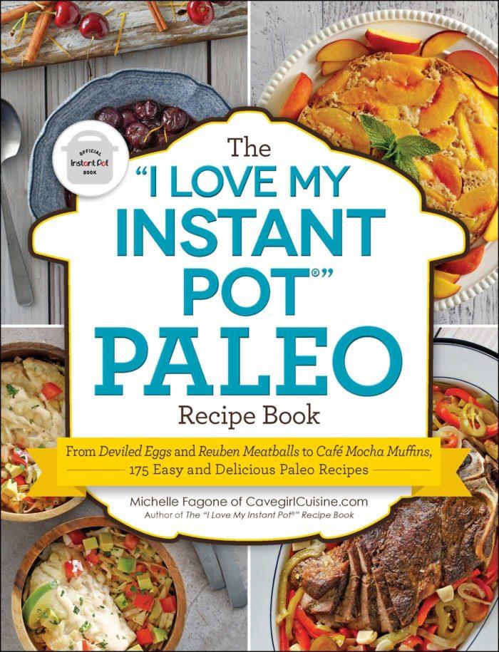 i love my instant pot paleo book cover