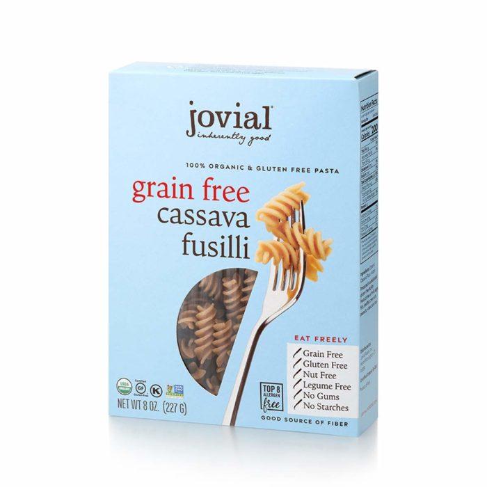 grain free jovial cassava pasta