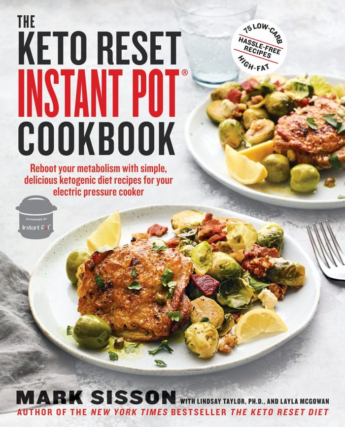 keto reset instant pot cookbook