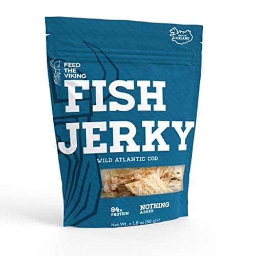 feed the viking fish jerky