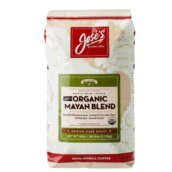 jose's whole bean coffee