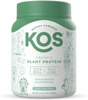 KOS Dairy Free Protein Powder