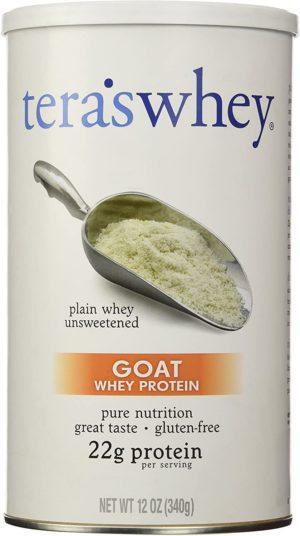 teraswhey goat whey protein