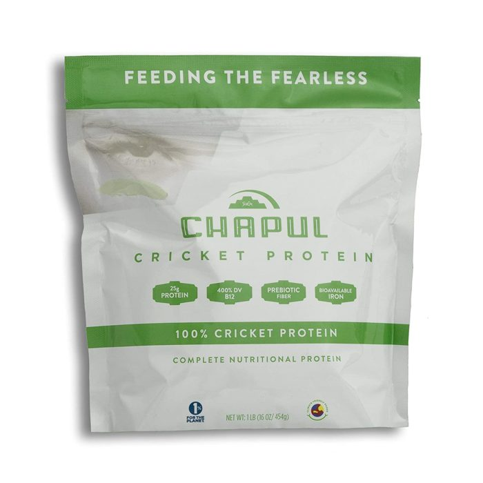 chapul cricket protein