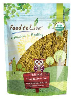 food to live powder
