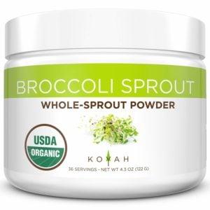 KOYAH broccoli sprout powder