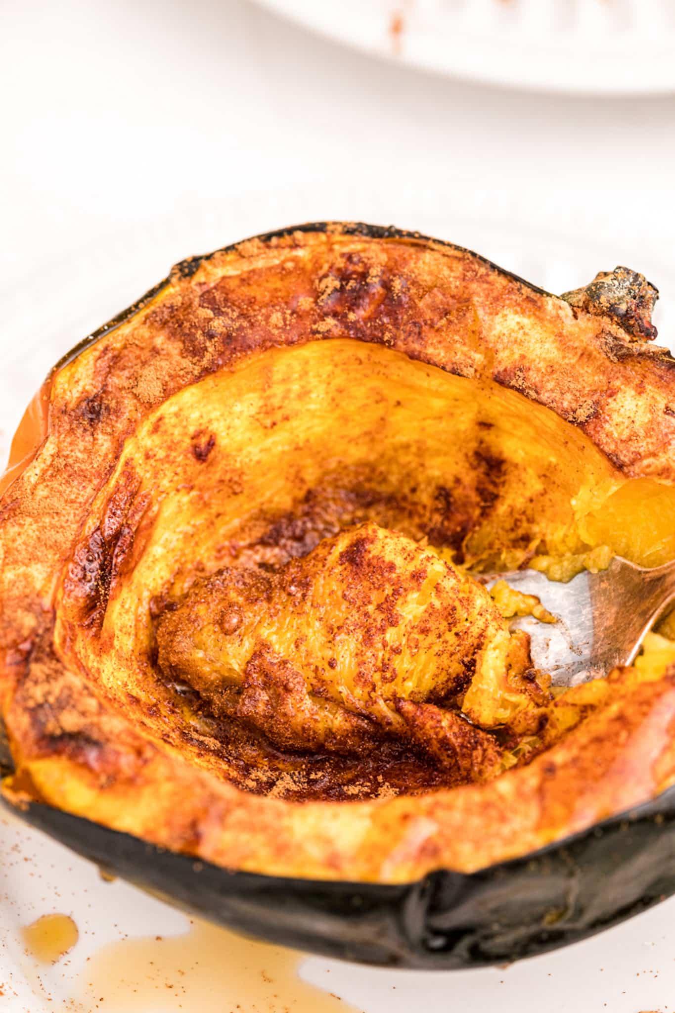 acorn squash puree